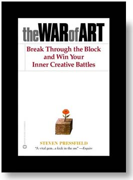 The Art of War by Steven Pressfield