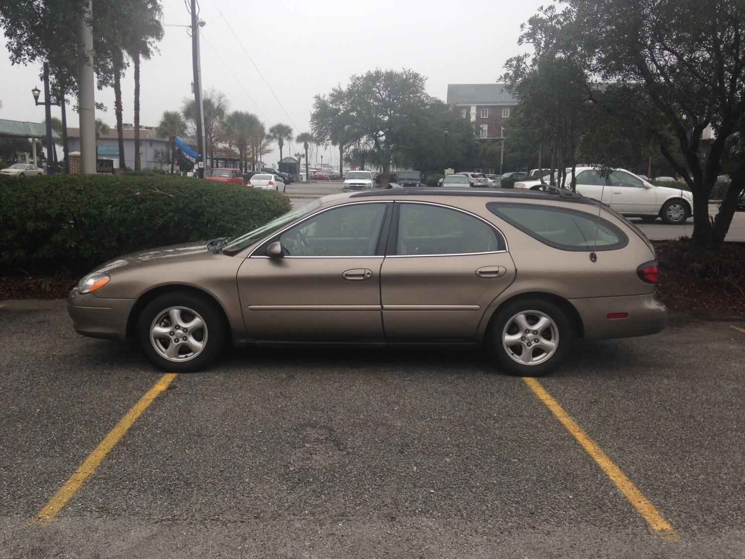 2002 Ford Taurus Station Wagon